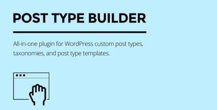 Themify Post Type Builder 1.6.8 + Addons