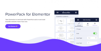 PowerPack Elements 2.3.5 NULLED – Custom addons for elementor page builder