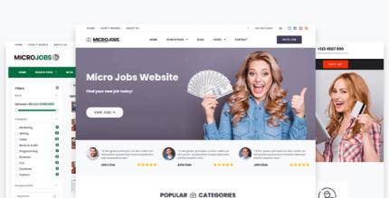 premiumpress-microjobs