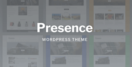 WPZOOM Presence 2.0.7