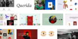 Querida 1.1.1 – Creative Agency Theme