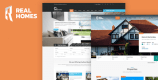 Real Homes 3.13.1 NULLED – WordPress Real Estate Theme