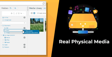 WordPress Real Physical Media 1.3.24 NULLED – Physical Media Library Folders & SEO Rewrites