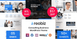 Reobiz 4.5 – Consulting Business WordPress Theme