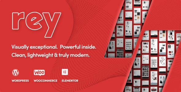 Rey 2.0.7 NULLED – Fashion, Clothing & Furniture Theme