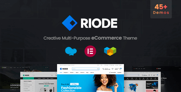 Riode 1.4.0 NULLED – Multi-Purpose WooCommerce Theme