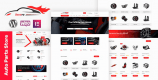 Sayara 1.1.5 NULLED – Auto Parts Store WooCommerce WordPress Theme