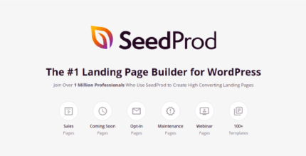 SeedProd Coming Soon Page Pro 6.5.0 NULLED