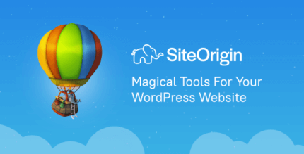 SiteOrigin Premium 1.21.3 – Advanced functionality for SiteOrigin themes and plugins