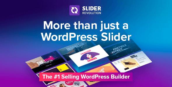 Slider Revolution 6.4.11 NULLED + Premium Templates – Responsive WordPress Plugin