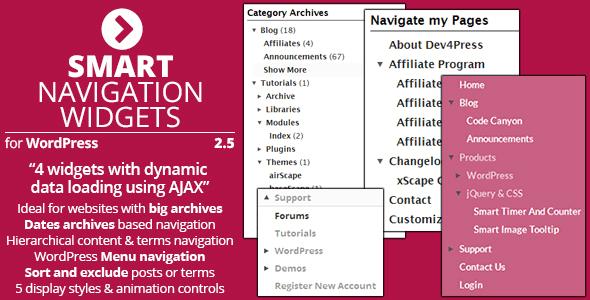 smart-navigation-widgets