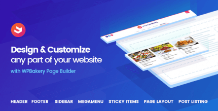 Smart Sections Theme Builder 1.6.6 NULLED – WPBakery Page Builder Addon