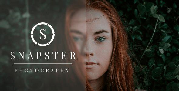 Snapster 1.0.6 – Photography WordPress