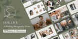 Solene 2.3 NULLED – Wedding Photography Theme