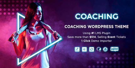 Colead 3.4.3 NULLED – Coaching & Online Courses WordPress Theme