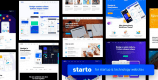 Starto 1.7.4 NULLED – Saas Software Startup WordPress