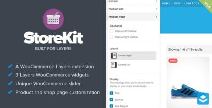 StoreKit 1.1.2 – WooCommerce for Layers