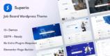 Superio 1.1.13 – Job Board WordPress Theme