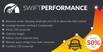 Swift Performance 2.3.3 NULLED – WordPress Cache & Performance Booster