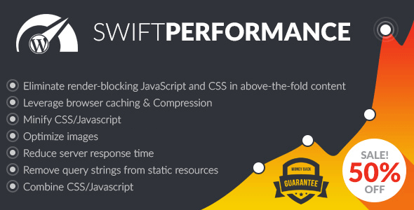Swift Performance 2.3.5 NULLED – WordPress Cache & Performance Booster