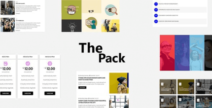 The Pack 1.0.0 – Elementor Page Builder Addon