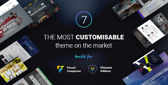 The7 9.10.1 NULLED – Responsive Multi-Purpose WordPress Theme
