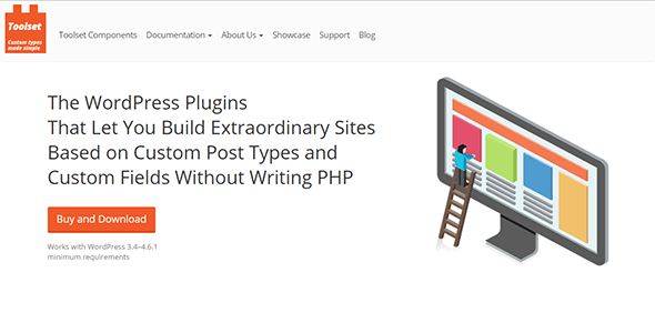 Toolset Types 3.4.14 + Blocks 1.6.1 – The Easiest Way to add Custom Types to WordPress + All addons