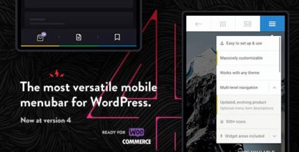 Touchy 4.4 – WordPress Mobile Menu Plugin