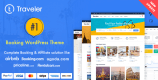 Traveler 2.9.3 NULLED – Travel Tour Booking WordPress Theme