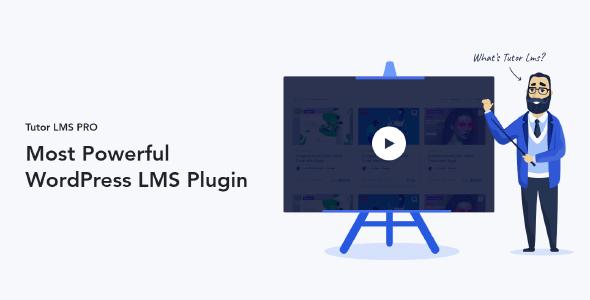 Tutor LMS Pro 1.8.9 NULLED – Most Powerful WordPress LMS Plugin