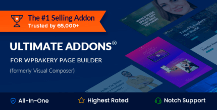 Ultimate Addons for Visual Composer 3.19.11