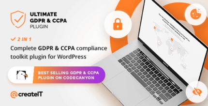Ultimate GDPR 2.8 – Compliance Toolkit for WordPress