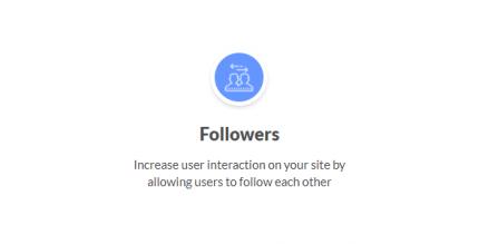 Ultimate Member Followers 2.2.3