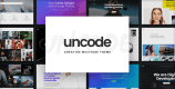 Uncode 2.3.6.3 NULLED – Creative Multiuse WordPress Theme