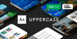Uppercase 1.1.0 NULLED – WordPress Blog Theme with Dark Mode