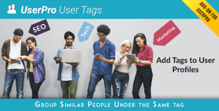 userpro-tags-addon