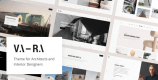 Vara 1.1 – Architecture WordPress Theme