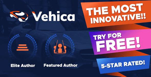 Vehica 1.0.56 – Car Directory & Listing