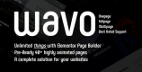 Wavo 2.0.3 NULLED – Creative Portfolio & Agency Theme