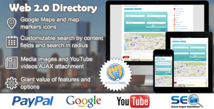 Web 2.0 Directory Plugin for WordPress 2.7.7 NULLED