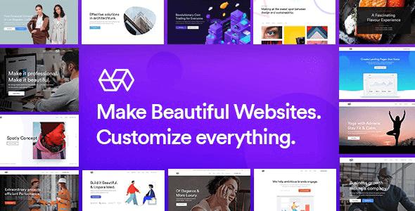 Webify 4.5 NULLED – All-in-One Elementor WordPress Theme