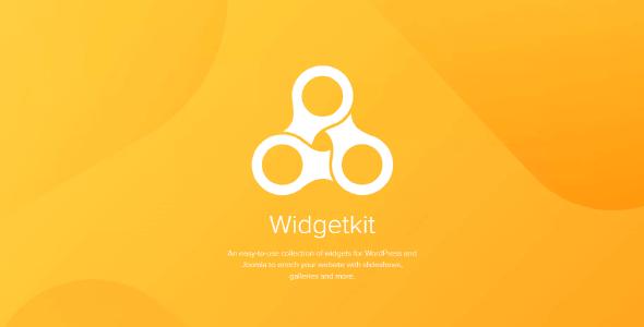 Widgetkit 3.0.20 – A widget toolkit by YOOtheme