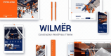 Wilmer 2.4.1 NULLED – Construction Theme