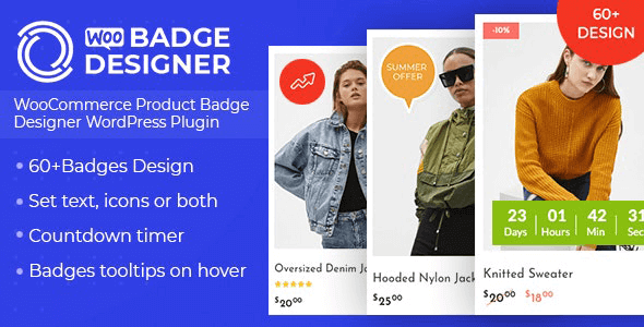 Woo Badge Designer 3.0.9