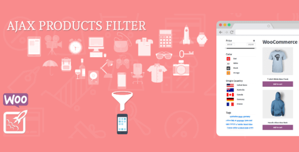 WooCommerce AJAX Products Filter 3.0.3.3 NULLED