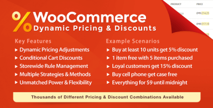 WooCommerce Dynamic Pricing & Discounts 2.4.3