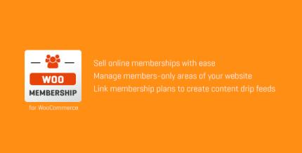 WooCommerce Membership 2.2.4