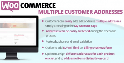 woocommerce-multiple-customer-addresses