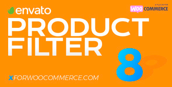 WooCommerce Product Filter 8.1.0 NULLED