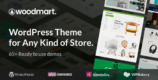 WoodMart 6.0.4 NULLED – Responsive WooCommerce WordPress Theme